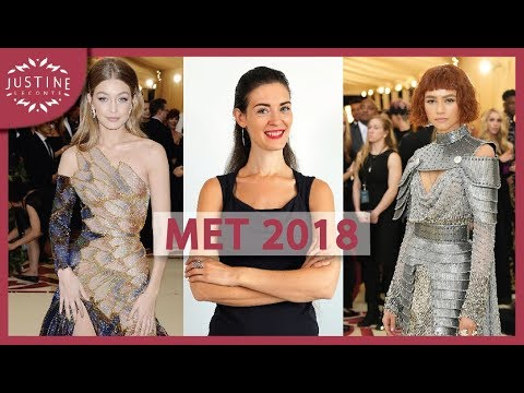 MET gala 2018: red carpet review, best dressed & theme ǀ Justine Leconte