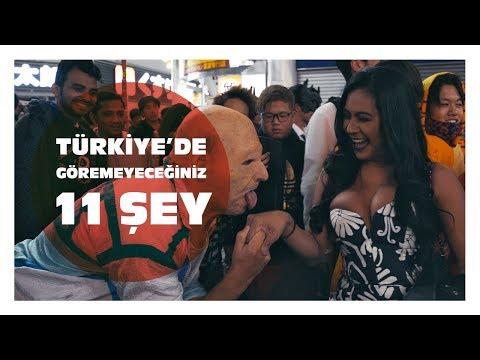 Türkiye'de Göremeyeceğiniz 11 Şey - Japonya🇯🇵