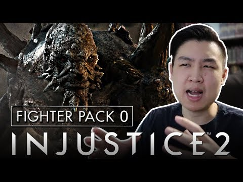 Injustice 2: My Thoughts On Fighter Pack 0...