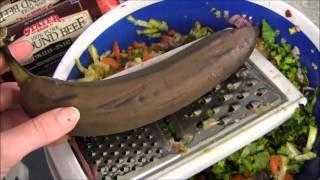 How to Make Blue Tongue Skink chow