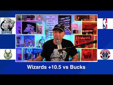 Washington Wizards vs Milwaukee Bucks 3/13/21 Free NBA Pick and Prediction NBA Betting Tips