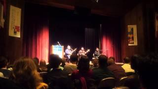 Alash Ensemble Track 6 (Tuvan Throat Singing) at the University of Chicago (Nov. 2013)