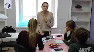 Внутреннее обучение наращиванию ресниц в Oksa Studio