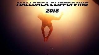 Mallorca Cliff Diving 2015