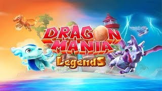 DRAGON MANIA LEGENDS   iPad Gameplay