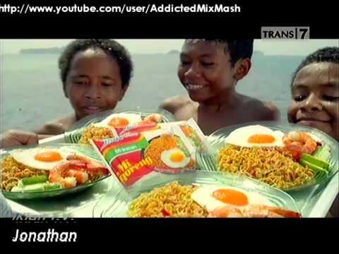 Indofood - 40 Tahun Indomie ; TVC (Iklan)