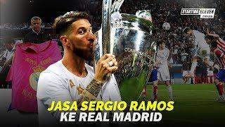 Gambar cover Ketika Tandukan Sergio Ramos Hadirkan Sejarah Untuk Real Madrid