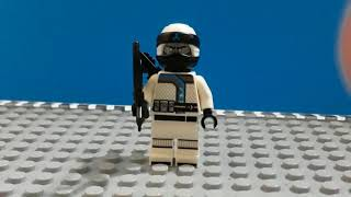 Lego Ninjago Season 9 custom Cole and Zane