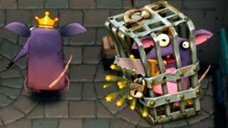 Крысы Онлайн - #2 Спасаем Друга из Заточения! Игра как мультик, смешное детское видео, let's play.