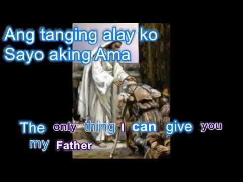 Ang tanging alay ko Tagalog and English subtitles