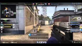 Hiko vs Sponsorless (1v5 Clutch)