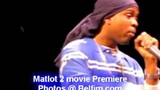 Matlot 2 Movie Premiere pt 5 - Hip Hop - Solo