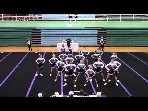 2015 AGCOX MS Cheerleading Comp.