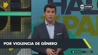 El estado de la denuncia contra SANTOS BORRÉ