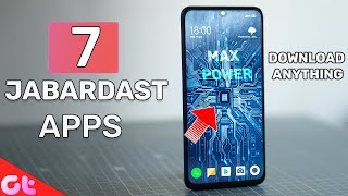 Top 7 New Andamp Powerful Android Apps For Sept 2019  Gt Hindi
