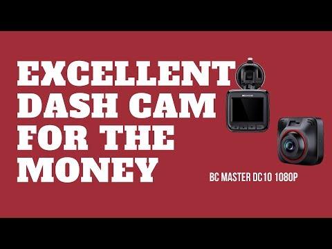 Excellent Dash Cam For The Money