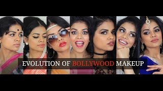 evolution of bollywood makeup