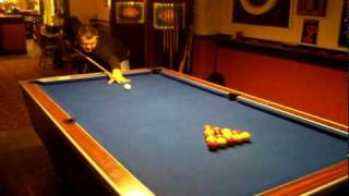 Gary Soulsby v Paul Kelso - Live pool action from Blue Bell Corbridge
