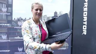 Präsentation Acer Triton 700 Gaming Laptop [german]
