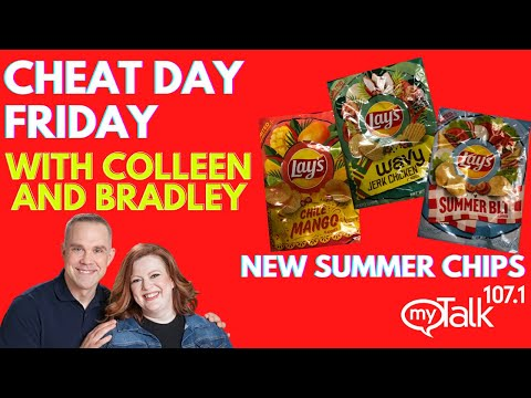 Cheat Day Friday: New Lays Summer Chips