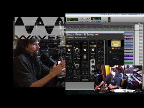 Waves Scheps Omni Channel Strip NEW PLUGIN...