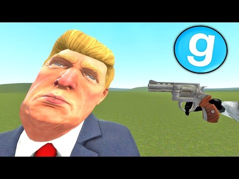 Gmod THE PURGE - ASSASSINATING EVERYONE!! Garry's Mod Funny Moments