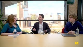 Facebook Live Conversation  |  Bitcoin  |  Michigan Engineering