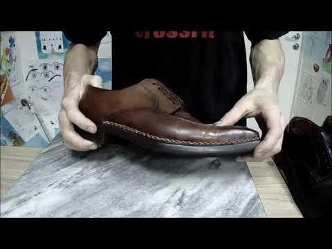 Некоторые интересные моменты в обуви ручной и фабричной