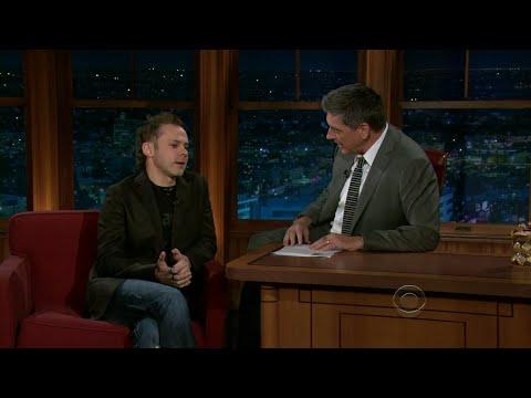 Late Late Show with Craig Ferguson 2/7/2011 Dominic Monaghan, Gabrielle Union, Kurt Metzger
