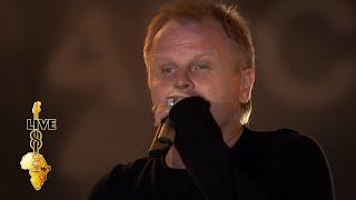 Herbert Grönemeyer - Bleibt alles anders (Live 8 2005)