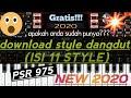 Download style dangdut ORG 2020 terbaru 11 style Yamaha PSR punya