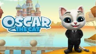 Мой Говорящий кот Оскар Новый виртуальный питомец 1