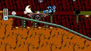 [TAS] Megaman X Randomizer: Armored Armadillo Stage