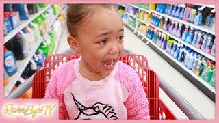 MOM VLOG | The Struggle of Shopping with a Toddler!