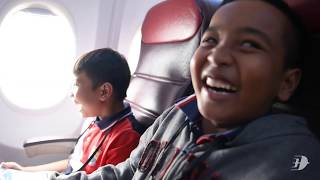 Endless possibilities taking flight with Malaysia Airlines