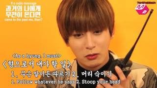 [ENG SUB] M2 - If Block B got signal from the past!