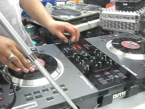 NUMARK NS7 SCRATCH SESSION 3 ( ELEVATED SOUNDS ) DJ INCREDIBLE HOKE