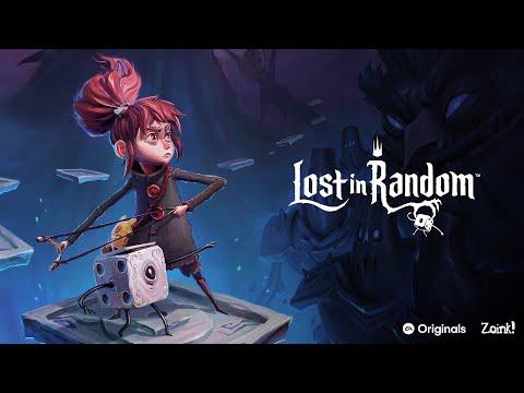 Lost in Random – tráiler oficial del juego