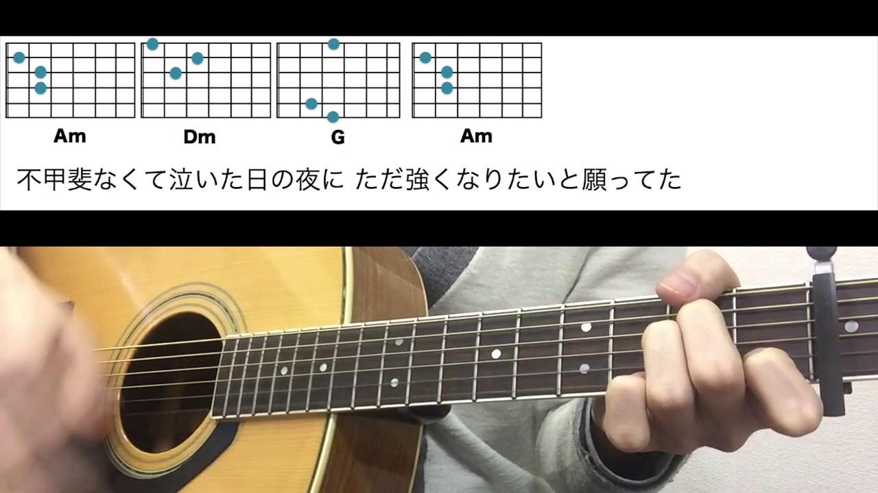 コード譜●ピースサイン,米津玄師 ギターコード,TVアニメ「僕のヒーローアカデミア」主題歌