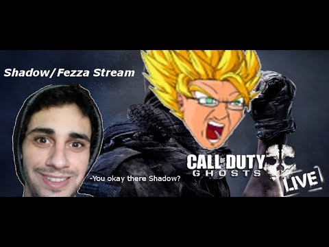 Mario Maker then Call Of Duty Ghosts(With Joseph Fezza)