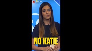 SportsCenter on Snapchat with Katie Nolan 18 May 2018