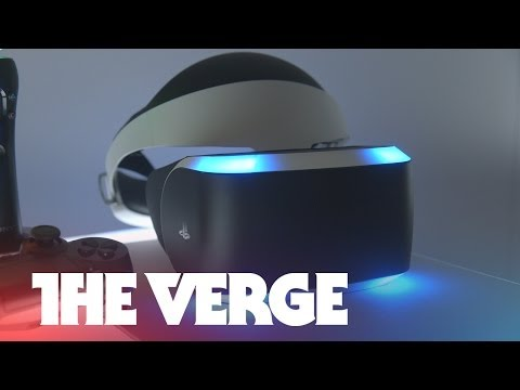 Sony Project Morpheus virtual reality headset hands-on | GDC 2014