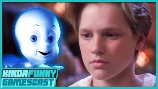 Casper's Devon Sawa Previews a New Game! Kinda Funny Gamescast Ep. 217