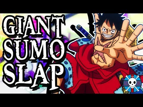 GIANT SUMO SLAP But Lots Of Filler Before We Get To It | One Piece Episode 903 Review