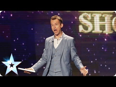 Impersonator Jon Clegg does Ant and Dec | Britain