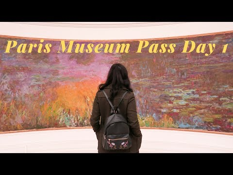 Exploring more of Paris with our Paris Museum Pass (Day 1)