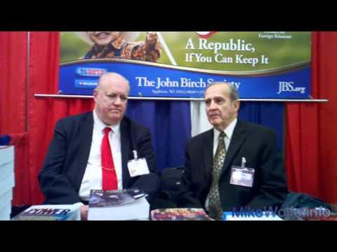 We the People: Tom Rice interviews John McManus, President of the John Birch Society