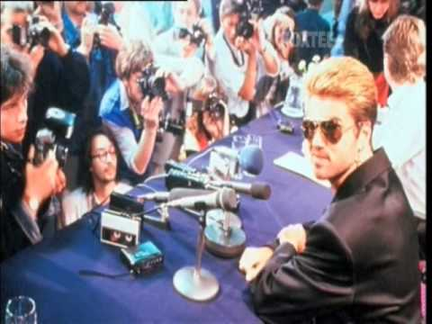 GEORGE MICHAEL THE CHANGING FACE OF...