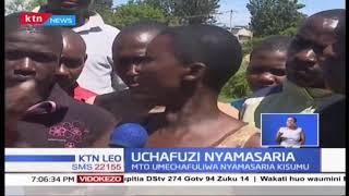 Wakaazi Kisumu wagutushwa na uchafuzi wa mto