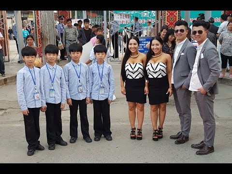 WORLD'S BIGGEST TWINS FESTIVAL | CHINA VLOG